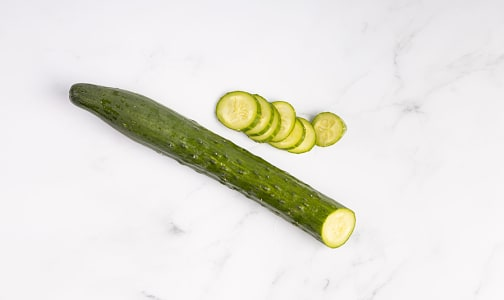 Local Cucumbers, Long English- Code#: PR100091LCN