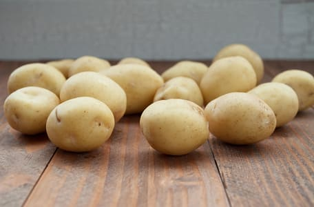 Local Organic Potatoes, Nugget - White- Code#: PR100231LPO