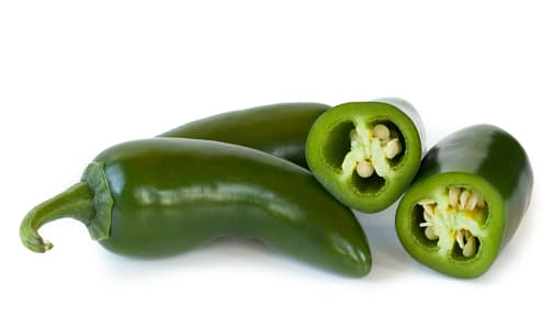 Local Organic Peppers, Jalapeno- Code#: PR100516LPO