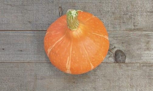 Local Organic Squash, Red Kuri - Island Grown!- Code#: PR100575LCO
