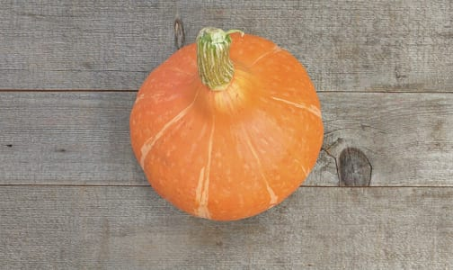 Organic Squash, Red Kuri - Local- Code#: PR100575LCO