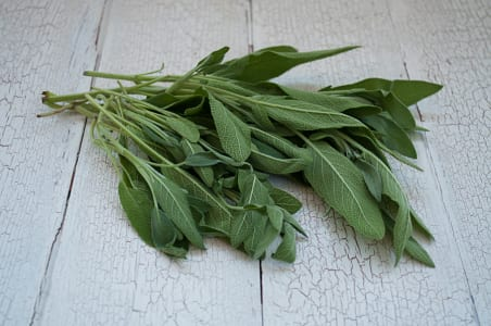 Local Organic Herbs, Sage - BC Grown- Code#: PR100899LCO