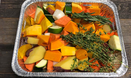 Organic Vegetables, Roasting Large- Code#: PR101143NCO