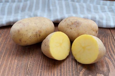 Local Organic Potatoes, Yukon, Bagged - or Yellow- Code#: PR169969LCO