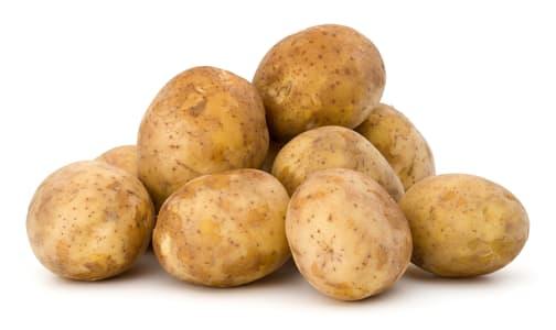 Local Organic Potatoes, Russet, 3 lb bag- Code#: PR147520LCO