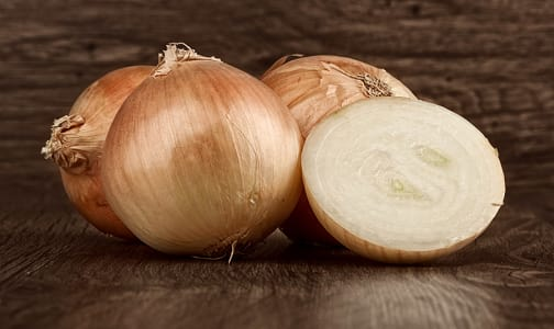 Organic Onions, Yellow, 3 lb bag- Code#: PR133422NCO