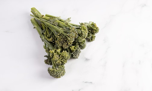 Organic Broccoli, Sweet Baby- Code#: PR204750NCO
