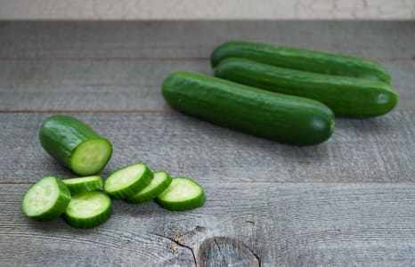 Local Cucumbers, Mini bag- Code#: PR207090LCN