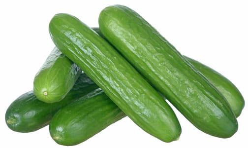 Cucumbers, Mini bag - Local, pesticide free- Code#: PR141781LPN
