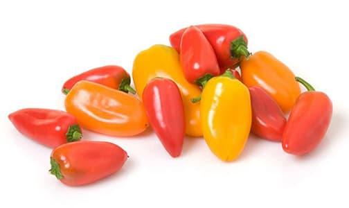 Organic Peppers, Mini Sweet 1 lb- Code#: PR147570NCO