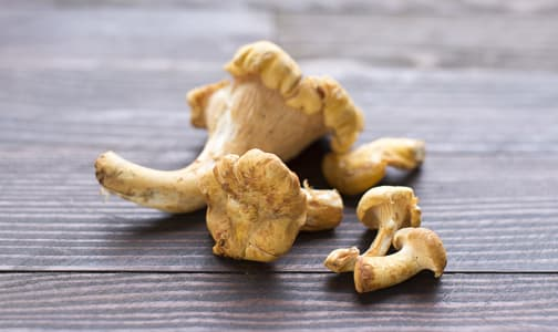 Local Mushrooms, Chanterelle - Golden- Code#: PR215546LPN