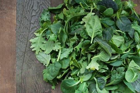 Local Organic Salad Greens, Power Greens- Code#: PR216750LCO