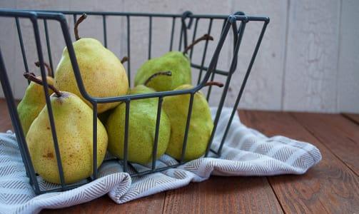 Local Organic Pears, BC Pear Sampler- Code#: PR216842LPO