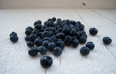 Organic Blueberries - Local Pints!- Code#: PR100048LCO