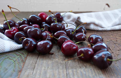 Organic Cherries - First of the season- Code#: PR100078NPO