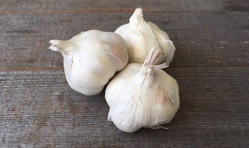 Organic Garlic- Code#: PR100104NPO