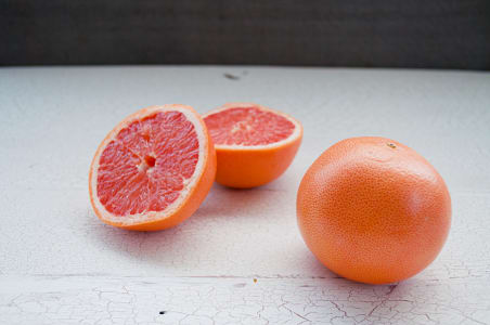 Organic Grapefruit - Red/Yellow- Code#: PR100109NCO