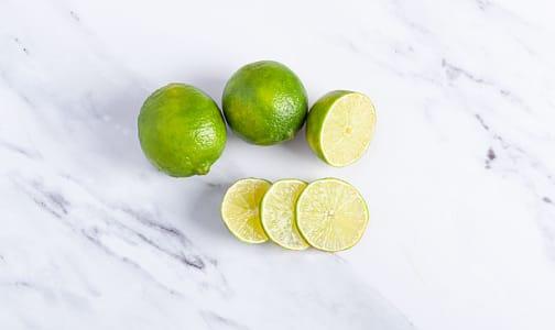 Organic Limes- Code#: PR100153NCO