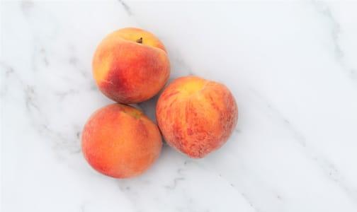 Local Organic Peaches- Code#: PR100198LCO
