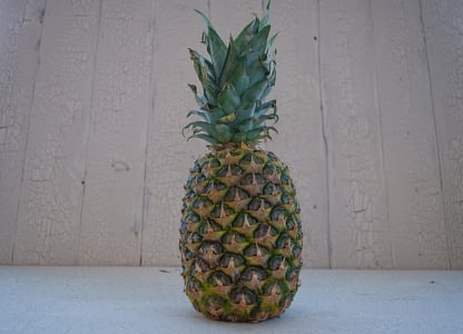 Organic Pineapple - Gold Sweet- Code#: PR100223NCO