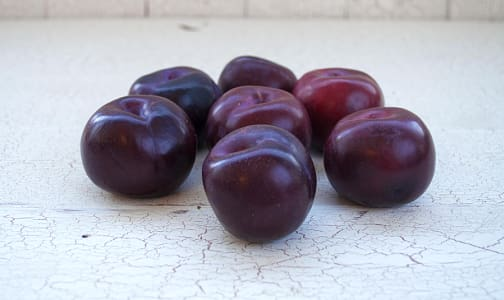 Local Organic Plums - BC Grown!- Code#: PR100224LPO