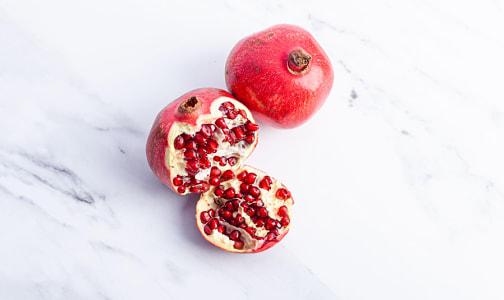 Organic Pomegranates- Code#: PR100227NCO