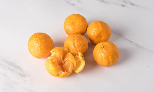 Organic Tangerines - Seeded- Code#: PR100283NPO