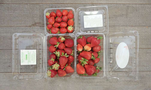 Organic Strawberries, Imperfect - Various Farms- Code#: PR202233NPO