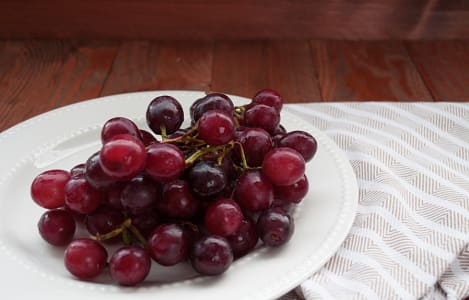 Organic Grapes, Red- Code#: PR100123NPO