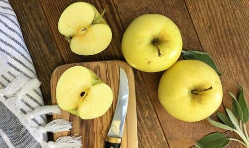 Organic Apples, Bagged Aurora - Golden Gala Variety- Code#: PR147452NPO
