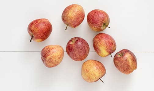 Organic Apples, Bagged Cameo- Code#: PR217081NPO