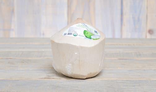 Organic Coconuts, Young Thai- Code#: PR217103NCO