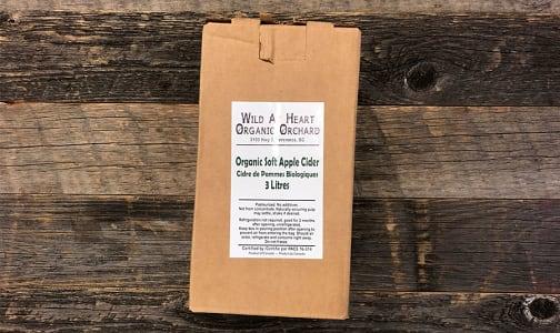 Organic Apple, Cider - BlushLaneFarm- Code#: PR147920NCO