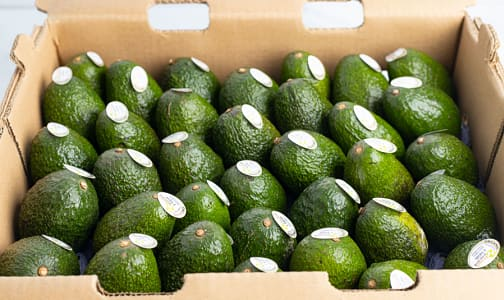 Organic Avocado, Hass - Case- Code#: PR217196NCO