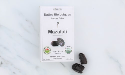 Organic Dates, Mazafati- Code#: PR217219NCO