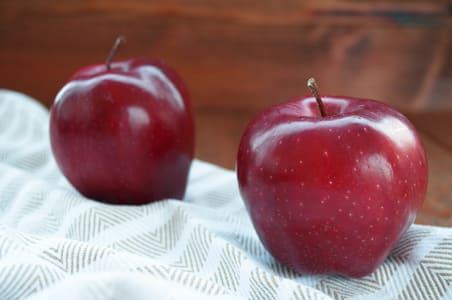 Organic Apples, Spartan- Code#: PR100017NCO