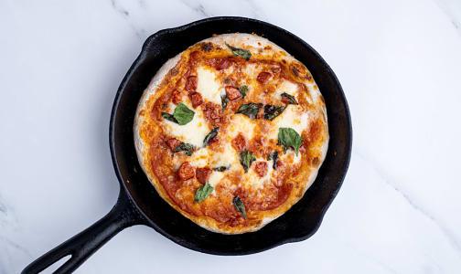 Chorizo Frying Pan Pizza Kit - 4 servings- Code#: PM0296