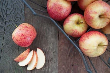 Local Organic Apples, Bagged Fuji - BC Grown!- Code#: PR173237LPO