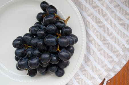 Organic Grapes, Black- Code#: PR100116NPO