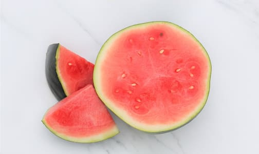Organic Watermelons, Black- Code#: PR217260NCO