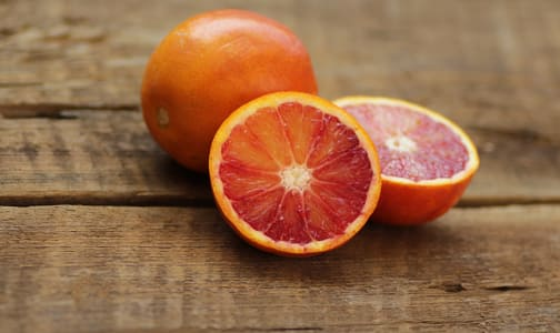 Organic Oranges, Blood- Code#: PR100585NPO