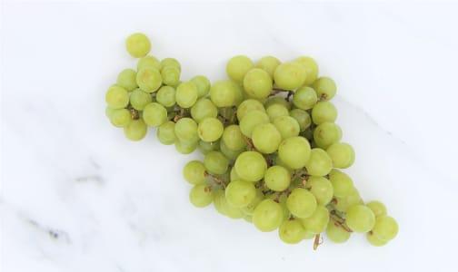 Organic Grapes, Green- Code#: PR100118NPO