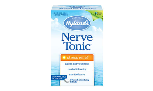 Nerve Tonic® Homeopathic- Code#: VT0459