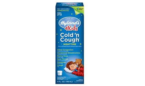 4 Kids Cold 'n Cough Nighttime- Code#: PC1445