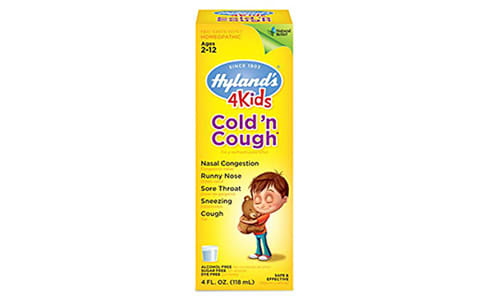 4 Kids Cold n' Cough- Code#: PC1446