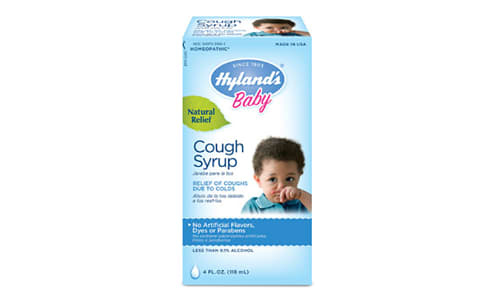 Baby Cough Syrup- Code#: PC1447