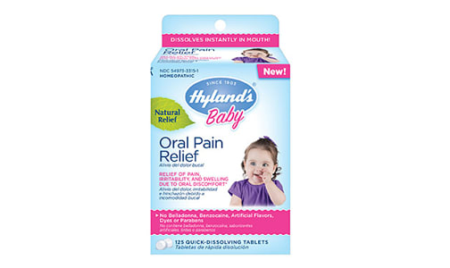 Baby Oral Pain Relief Homeopathic- Code#: VT0463