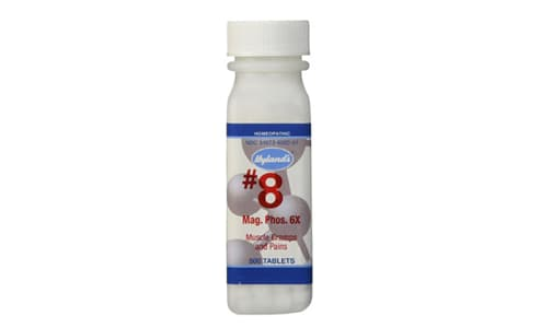 #8 Magnesia Phosphorica 6X Cell Salts- Code#: VT0418