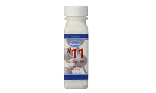 #11 Natrum Sulphuricum 6X Cell Salts- Code#: VT0424