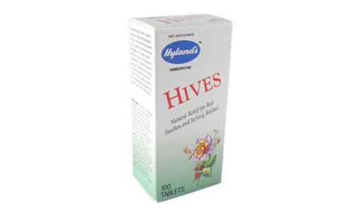 Hives Homeopathic- Code#: VT0447